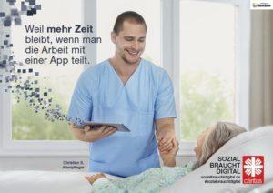 Sozial braucht digital