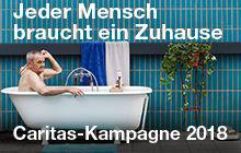 Caritas Kampagne 2018
